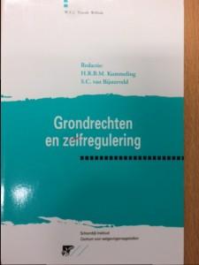 Grondr en zelfregulering